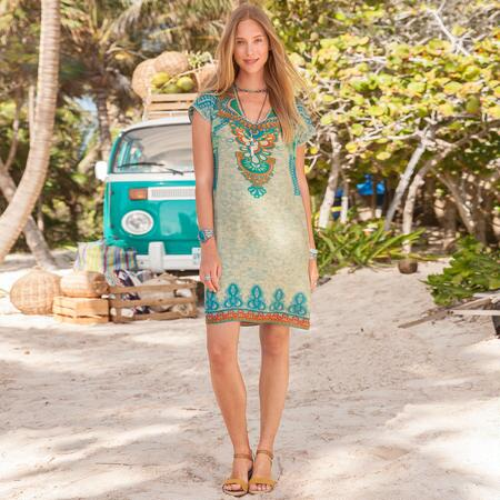 SHIFTING SANDS DRESS