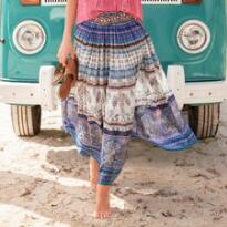 GYPSY SPIRIT MAXI SKIRT