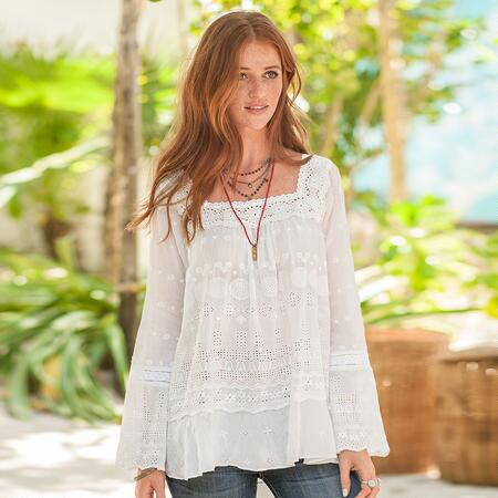 EVERYTHING TO LOVE TUNIC