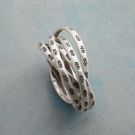FOREVER TOGETHER STERLING RING