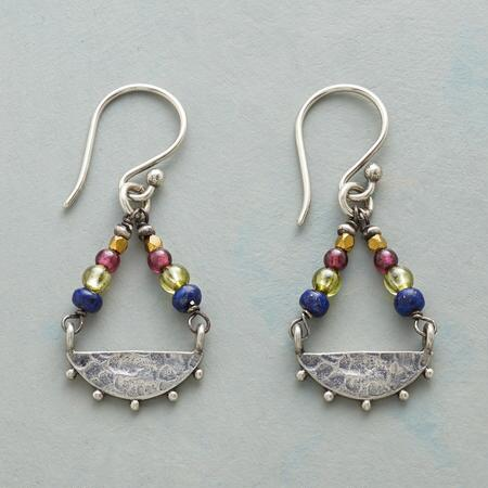 SWING DANCE EARRINGS