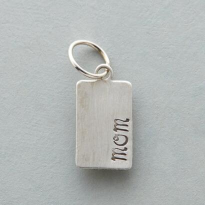 LOVE, FAITH & WISDOM MOM CHARM