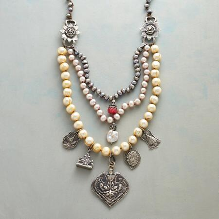TRUE ROMANCE NECKLACE