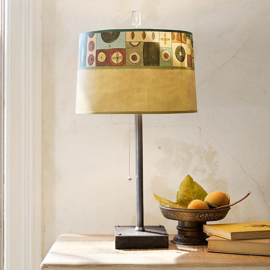 MODERN MOSAIC TABLE LAMP