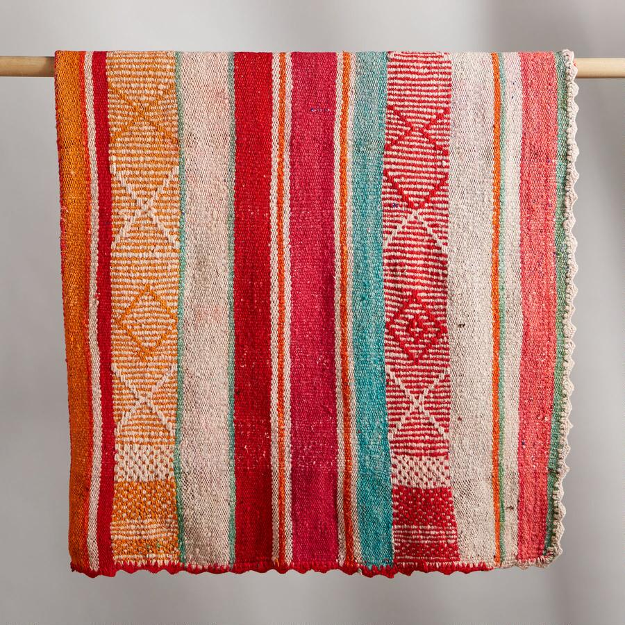 PUCALLPA PERUVIAN THROW