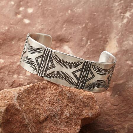AL SOMERS CRESCENT CUFF
