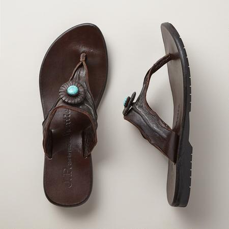 EARTH & STONE SANDALS