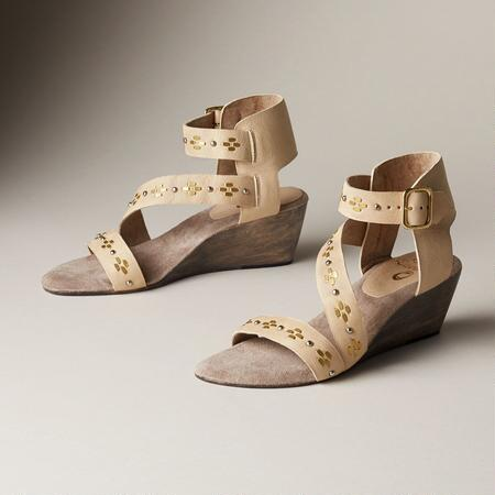 ANITA WEDGE SANDALS