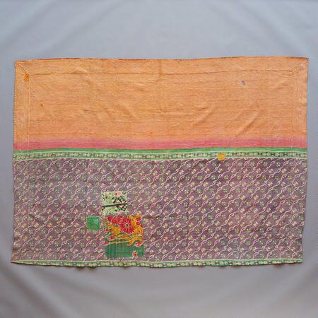 ONE-OF-A-KIND BADRINATH SARI THROW