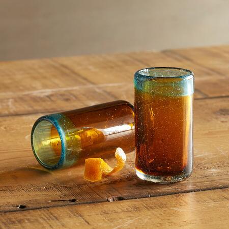 ATITLAN SHOT GLASSES, SET OF 2
