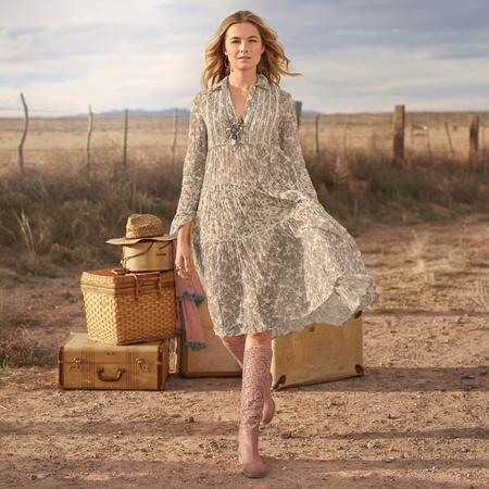 PRAIRIE BLOSSOM DRESS