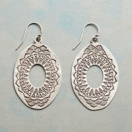 THAI SUNBURST EARRINGS