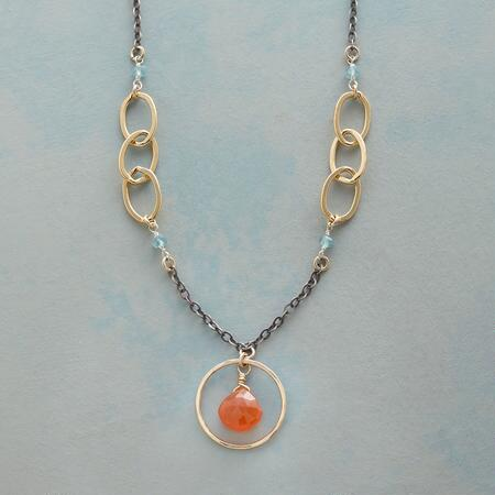 SUNSET ON THE WATER NECKLACE