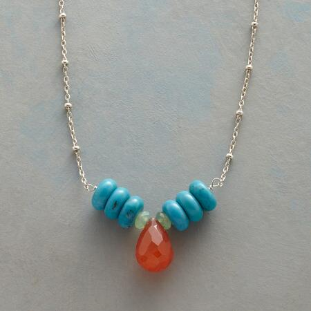 DESERT BRIGHTS NECKLACE