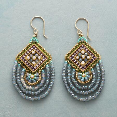 BEADS OF BEAUTY EARRINGS
