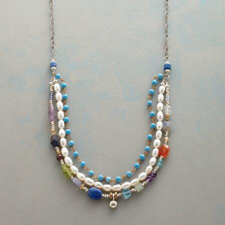 TRILLIA NECKLACE