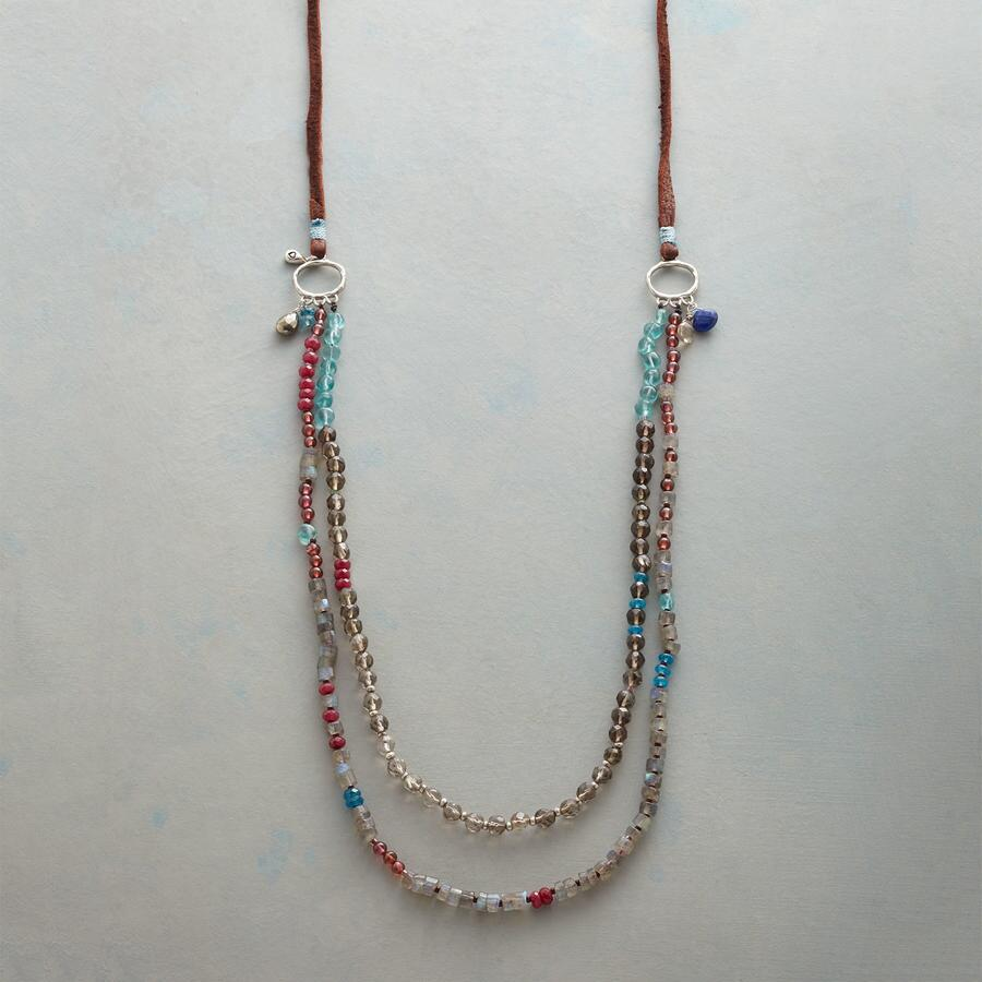 AMONG THE MIST NECKLACE