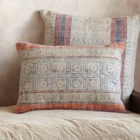 SUNFARER PRINT RECTANGLE PILLOW