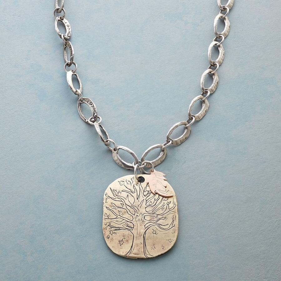 GROW WITH LOVE NECKLACE