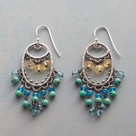 LADY OF THE SEA EARRINGS