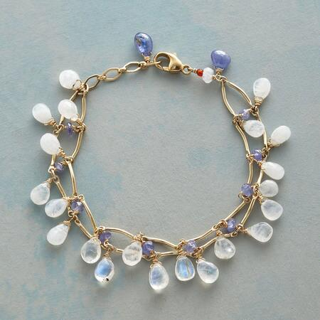 MOONSTONE METAMORPHOSIS BRACELET