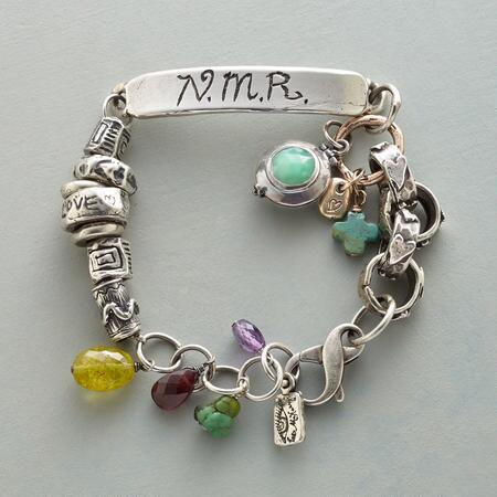 TO TREASURE ID BRACELET