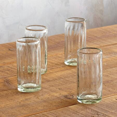 BUENOS DIAS TUMBLERS, SET OF 4