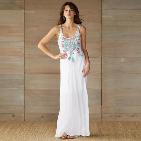 ISLE OF CRETE DRESS