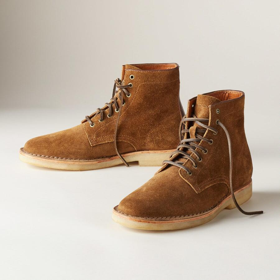 ARDEN LACE-UP BOOTS