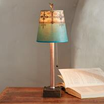 TRIBAL CURRENTS PETITE LAMP