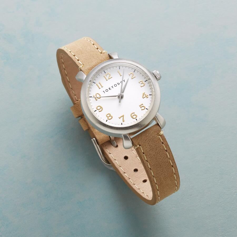 Golden Touch Leather Band Watch Robert Redford S
