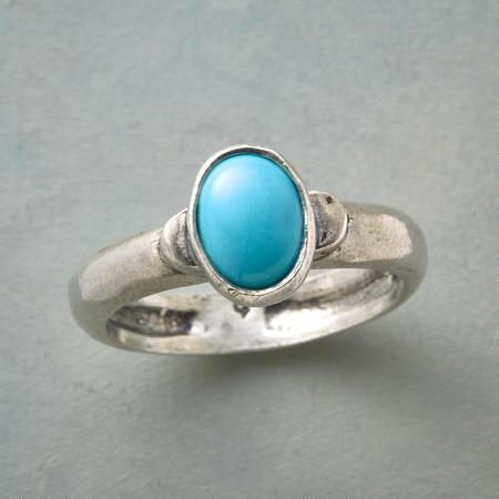 FOREVER BLUE RING