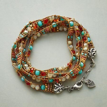 DESERT DREAM WRAP BRACELET