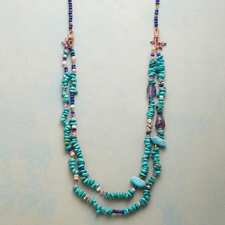 KNOT YOUR ORDINARY NECKLACE