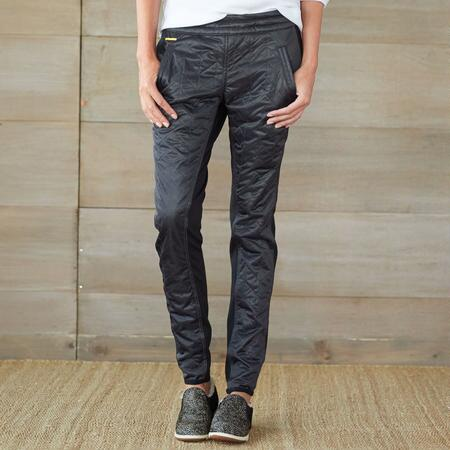 GALE QUILTED PANTS