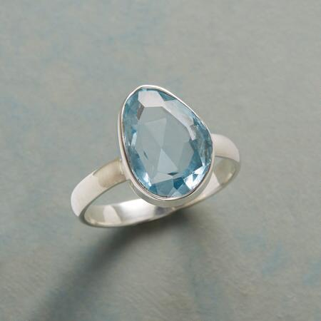 TOPAZ SHORES RING