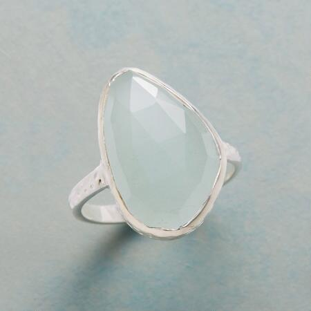 AQUAMARINER RING