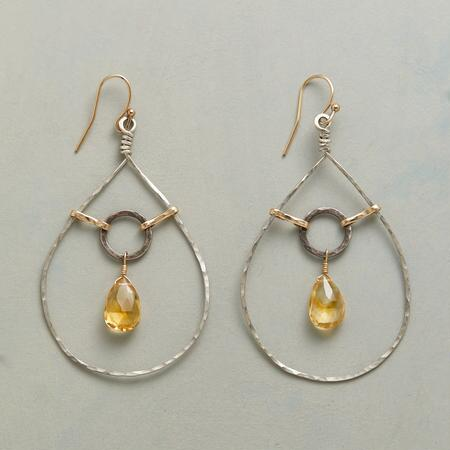 INNER SUN EARRINGS