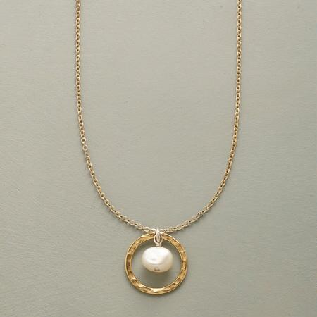 LINGERING MOON NECKLACE
