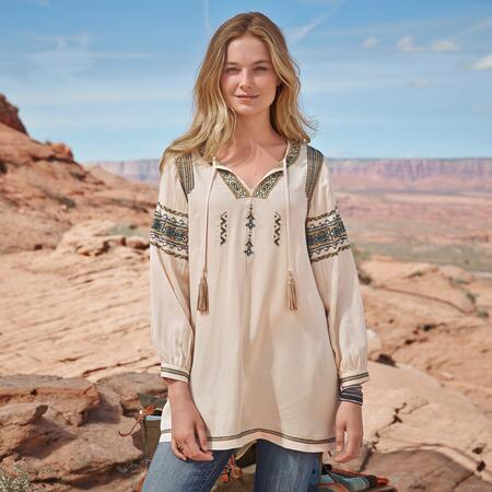 DAKOTA TUNIC