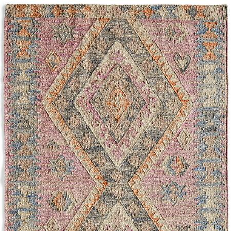 DIAMOND RANCH KILIM RUG, LARGE