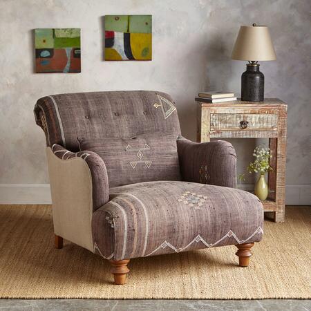 Zerhoun Club Chair