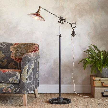 RALEIGH FLOOR LAMP