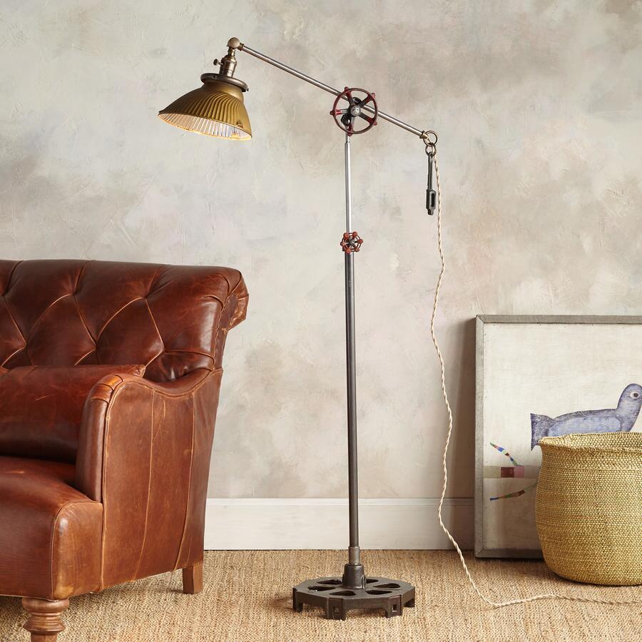 NORTH PARK FLOOR LAMP
