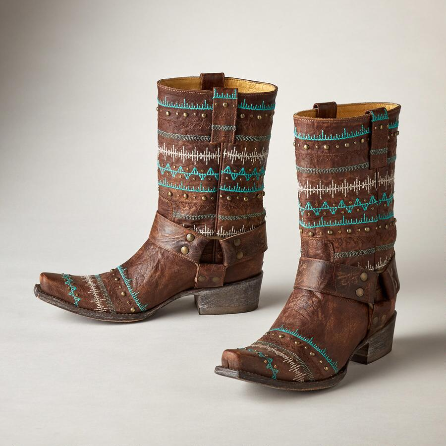 APACHE MOON BOOTS