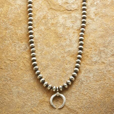 DIAMOND NAJA NECKLACE