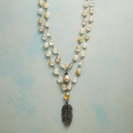 FOREST FINDS NECKLACE
