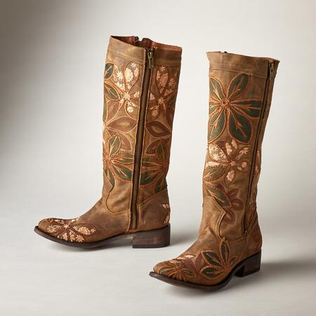 LILY OF THE WEST BOOTS