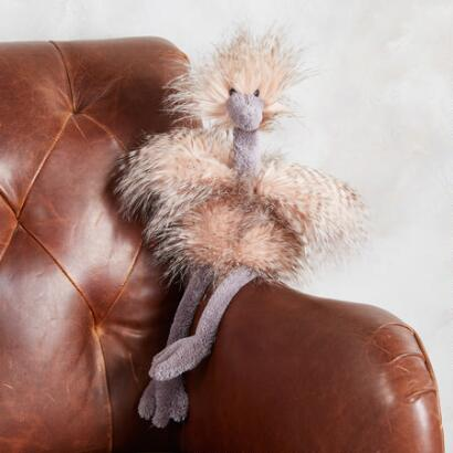 ODETTE THE OSTRICH