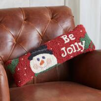 BE JOLLY BOLSTER PILLOW